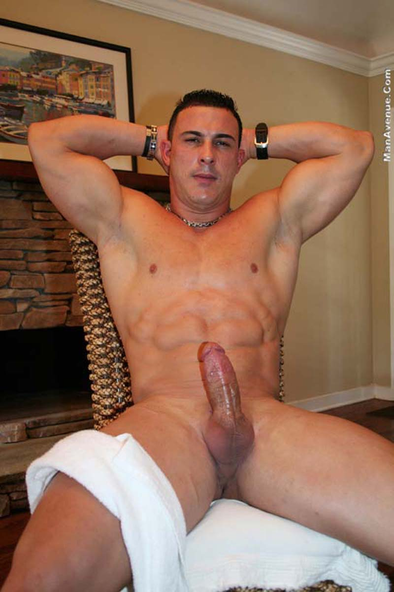 from Cristopher giant muscle men naked