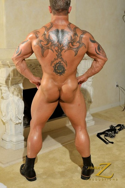 muscular male escort auckland